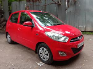Hyundai i10 Asta 1.2 AT Kappa2 with Sunroo (2011)