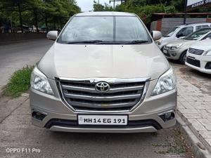 Toyota Innova 2.5 VX 7 STR BS IV (2014) in Pune