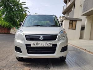 Maruti Suzuki Wagon R 1.0 LXI CNG (O) (2014) in Ahmedabad