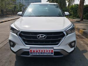 Hyundai Creta SX(O) 1.6 CRDI VGT (2018)