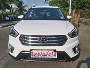 Hyundai Creta SX+ 1.6 U2 VGT CRDI AT (2015) in Mumbai
