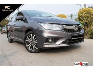 Honda City ZX CVT Petrol (2017) in Gurgaon
