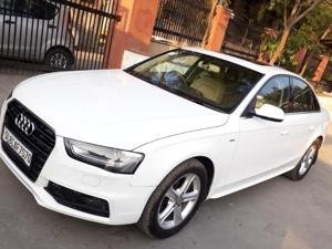 Audi A4 2.0 TDI Premium+ (2014) in Faridabad