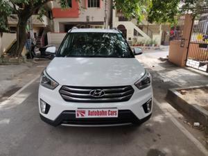 Hyundai Creta SX+ 1.6 CRDI VGT (2017) in Bangalore