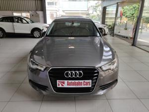 Audi A6 2.0 TDI Premium (2013) in Bangalore