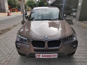 BMW X3 xDrive 20d Expedition (2014)