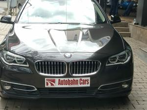 BMW 5 Series 520d Sedan Luxury (2016) in Bangalore
