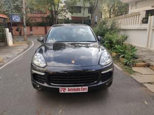 Porsche Cayenne S Diesel (2015) in Bangalore
