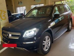 Mercedes Benz GL 350 CDI Luxury (2014)