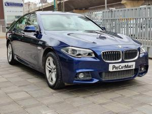 BMW 5 Series 520d M Sport (2017) in Bangalore