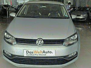 Volkswagen Polo Highline1.2L (P) (2017) in Coimbatore