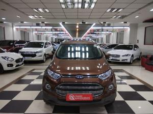 Ford EcoSport 1.5 Ti-VCT Titanium (AT) Petrol (2017) in Bangalore