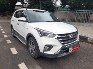 Hyundai Creta SX+ 1.6 U2 VGT CRDI AT (2018) in Bangalore