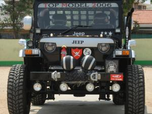 Mahindra Jeep CJ 500 DI (2006)
