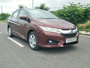 Honda City VX(O) 1.5L i-VTEC Sunroof (2015) in Hyderabad
