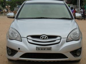 Hyundai Verna Transform 1.5 SX AT CRDi (2011)
