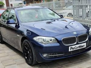 BMW 5 Series 520d Sedan Luxury (2014)