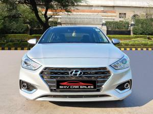 Hyundai Verna Fluidic 1.6 CRDI SX (2018)