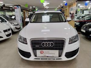 Audi Q5 2.0 TDI quattro Premium (2012)