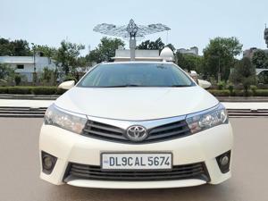 Toyota Corolla Altis 1.8J+ (2016)