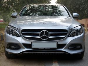 Mercedes Benz C Class 220 CDI Avantgarde (2015) in Gurgaon