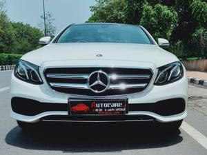 Mercedes Benz E Class E 200 Exclusive (2019) in Gurgaon