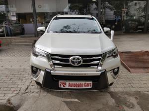 Toyota Fortuner 2.8 4x4 MT (2017) in Bangalore
