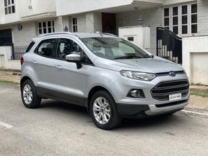 Ford EcoSport 1.5 TDCi Titanium(O) MT Diesel (2014) in Bangalore