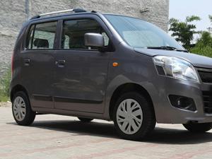 Maruti Suzuki Wagon R 1.0 VXi (2016) in Panchkula
