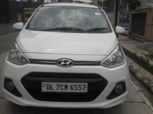 Hyundai Grand i10 Asta(O) 1.2 VTVT Kappa Petrol (2017) in Faridabad