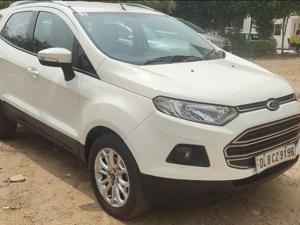 Ford EcoSport 1.5 TDCi Titanium(O) MT Diesel (2013) in Gurgaon