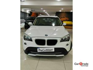 BMW X1 sDrive20d (2012)