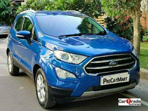 Ford EcoSport 1.5 Ti-VCT Titanium (MT) Petrol (2018) in Bangalore