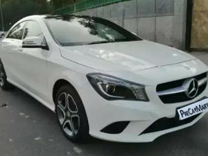 Mercedes Benz CLA Class 200 CDI Sport (2016)
