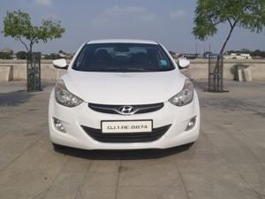 Hyundai Neo Fluidic Elantra 1.6 SX MT CRDi (2014) in Ahmedabad