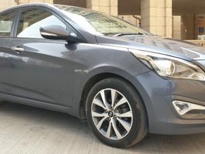 Hyundai Verna Fluidic 1.6 CRDI SX Opt AT (2015) in Thane