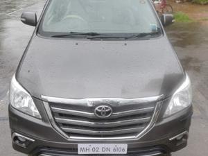 Toyota Innova 2.5 VX 7 STR (2014) in Mumbai