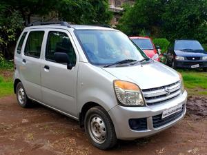 Maruti Suzuki Wagon R Duo LXi LPG (2009) in Mumbai