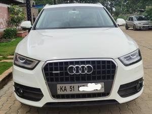 Audi Q3 2.0 TDI Quattro Premium+ (2014) in Bangalore