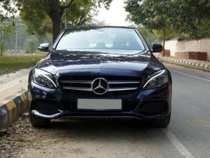Mercedes Benz C Class 220 CDI Avantgarde (2016) in Gurgaon
