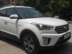 Hyundai Creta SX+ 1.6 U2 VGT CRDI AT (2017) in New Delhi