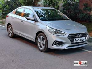Hyundai Verna Fluidic 1.6 VTVT SX Opt (2018) in Bangalore