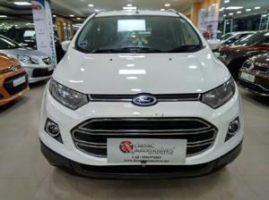 Ford EcoSport 1.5 TDCi Titanium (MT) Diesel (2014) in Bangalore