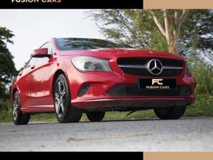 Mercedes Benz CLA Class 200 Petrol Sport (CBU) (2016)