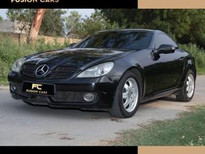 Mercedes Benz SLK Class SLK 200 K (2010) in Noida