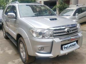 Toyota Fortuner 3.0 MT (2009) in Bangalore