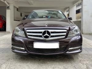 Mercedes Benz C Class 250 CDI Elegance (2012) in Hyderabad
