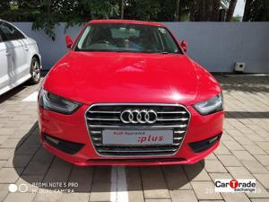 Audi A4 2.0 TDI Premium+ (2015) in Rajkot