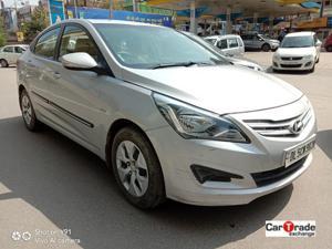 Hyundai Verna 1.4 VTVT EX (2017) in Noida