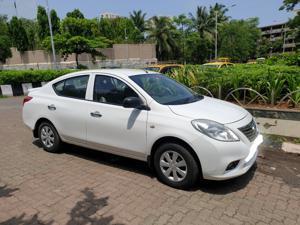Nissan Sunny XL CVT (2014) in Mumbai